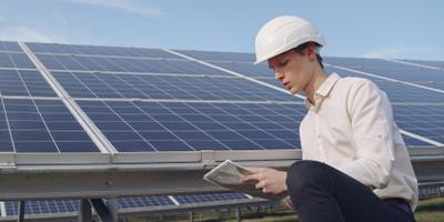 van Dijk allround services zonnepanelen reinigen
