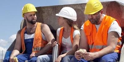 van Dijk allround services werknemers