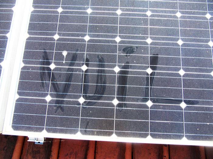 zonnepanalen schoonmaken Bergen op Zoom
